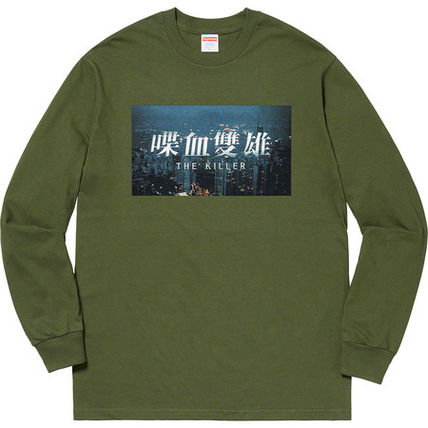 Supreme Tシャツ・カットソー 【WEEK10】AW18 Supreme(シュプリーム) THE KILLER L/S TEE(8)