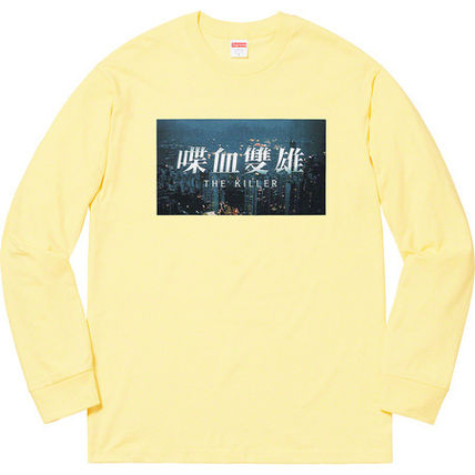 Supreme Tシャツ・カットソー 【WEEK10】AW18 Supreme(シュプリーム) THE KILLER L/S TEE(9)