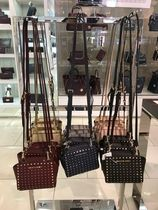 【Michael Kors】新作☆スタッズ付き SELMA MINI CROSSBODY☆
