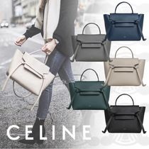 18AW 《Celine セリーヌ》 べルトバッグ マイクロ カーフ 2way