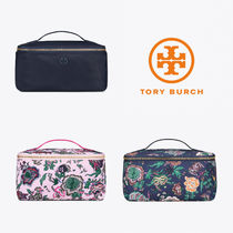 国内発送【TORY BURCH】Tilda Medium Nylon Cosmetic Case