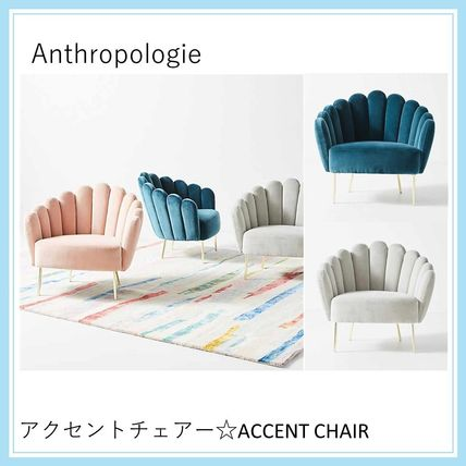 【Anthropologie・大型家具取扱】チェアー☆ Feather Collection