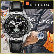 ★送料関税追跡込★Hamilton Worldtimer Black Watch H76714735