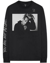 激レア XXXTentacion Official 17 L/S T-Shirt ロンT ブラック
