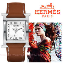 ★人気!送料関税込★Hermes H Hour White Dial 036833WW00