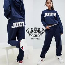 Juicy By Juicy Couture カフスロゴ トラックスーツパンツ