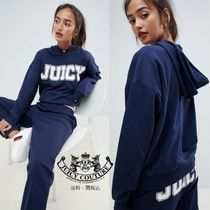 Juicy By Juicy Couture オーバーサイズロゴパーカー