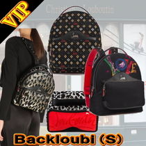 "◆◆VIP◆◆ Louboutin  ""Backloubi"" (S)  2Way Bag - UNISEX"