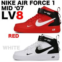 18AW New NIKE AIR FORCE 1 MID '07 LV8 エアフォースワン