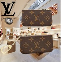 18AW Louis Vuitton(ルイヴィトン) POCHETTE CLES キーケース