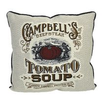 Campbell's(キャンベル) クッション・クッションカバー Campbell's Beefsteak Pillow クッション