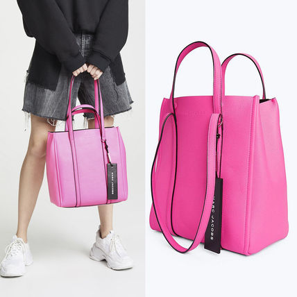 MARC JACOBS トートバッグ MARC JACOBS * The Tag Tote トートバッグ(9)