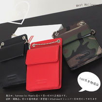 Supreme Leather ID Holder + Wallet 2018FW