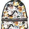 "☆US LeSportsac ""CAT CAFE"" B BACKPACK 7812 - D976"