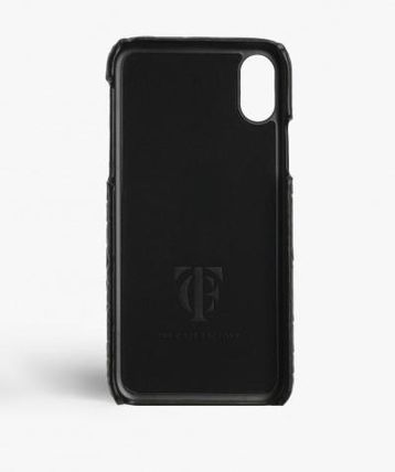 THE CASE FACTORY スマホケース・テックアクセサリー 関税送料込☆THE CASEFACTORY☆IPHONE XS MAX スワロフスキー(3)
