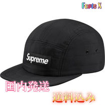 Supreme 16FW Quilted Camp Cap 帽子 キャンプキャップ ナイロン