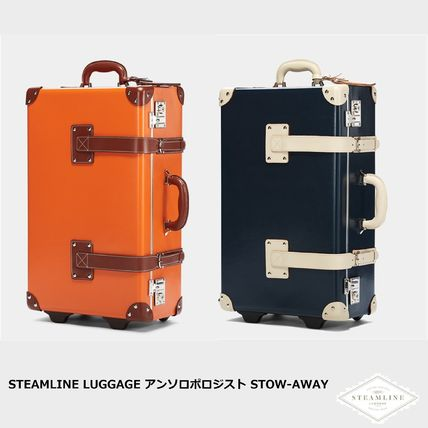 STEAMLINE LUGGAGE スーツケース [Steamline Luggage] アンソロポロジスト STOW-AWAY