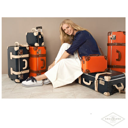 STEAMLINE LUGGAGE スーツケース [Steamline Luggage] アンソロポロジスト STOW-AWAY (6)