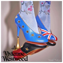 *18AW 新作* Vivienne Westwood♡Brexit Court パンプス