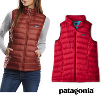 Patagonia 大人も着れる! Down Sweater Vest portfino pink