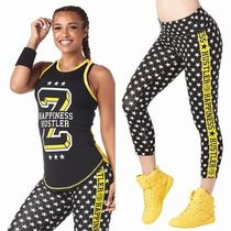 2点/ZUMBA/HappinessHustlerHighNeck&HappinessHustlerLeggings