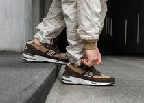 New Balance - M991DBT *Made in England* (Brown)