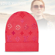 2018-19AW 《Louis Vuitton》 ボネ・ポップ モノグラム / ピンク