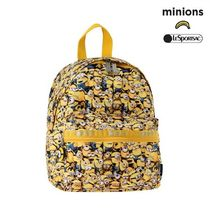 LeSportsac★WANDERER BACKPACK in LOTS OF MINIONS ミニオンズ