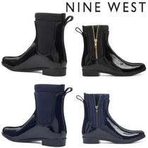 Nine West*新作*ファスナー付レインブーツ/CooscoosRain Booties