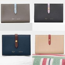 CELINE◆Strap Large Wallet 3 colors◆