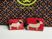 即発 TORY BURCH★DACHSHUND CASE SET*2点セット CUTE