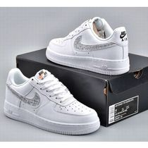 【Nike】AIR FORCE1 '07 LV8★JDI ホワイト BQ5361-100