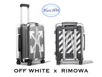 大人気!Off-White x Rimowa See Through Case Black