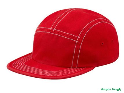 Supreme シュプリーム キャップ Fitted Rear Patch Camp Cap