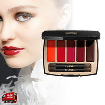 CHANEL☆ホリデー限定☆LA PALETTE CARACTERE 5色リップパレット