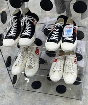 COMME des GARCONS PLAY CONVERSE ローカット スニーカー