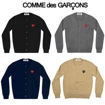 COMME des GARCONS PLAY lady's カーディガン