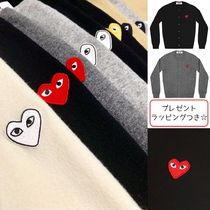 COMME des GARCONS(コムデギャルソン) カーディガン COMME des GARCONS PLAY lady's カーディガン