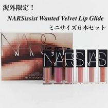 限定★NARSissist Wanted Velvet Lip Glide ★ミニサイズ6本 ★