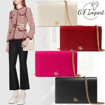 【VIP SALE!!】GUCCI☆GG Marmont クロスボディバッグ