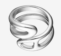 HERMES★エルメス Chaine d'Ancre Twist リング