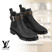 【Louis Vuitton】BOTTINE PLATE DISCOVERY