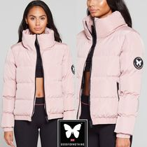 GOOD FOR NOTHING(グッドフォーナッシング) ダウンジャケット・コート 送料無料☆ Good For Nothing☆Road Pink Puffer Jacket