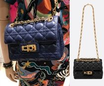 【Christian Dior】Miss Dior Cannage Agneau チェーンバッグ