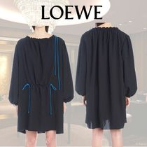 VIP価格【LOEWE】COULISSE DRESS 関税込