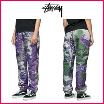 18-19AW!!☆STUSSY☆W'S CURTIS TIE DYE QUILTED PANT