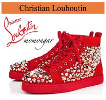 国内完売!! [Christian Louboutin] Louis Mix Men's Flat