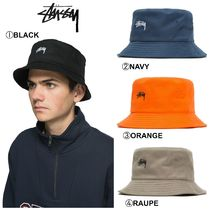 【STUSSY】☆18-19AW最新作☆STOCK BUCKET HAT