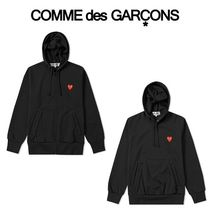 COMME des GARCONS PLAY men's スウェット トレーナー