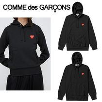COMME des GARCONS PLAY lady's スウェット トレーナー